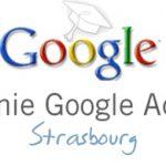 Académie Google Adwords à Strasbourg