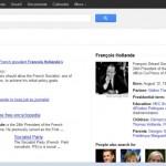 Entités nommées Google : un nouvel affichage