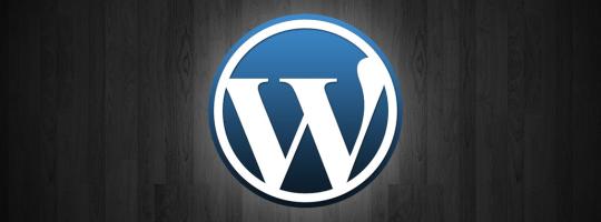 Masquer un menu wordpress