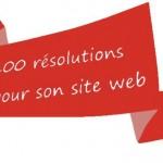 100 +5 actions pour votre site web !